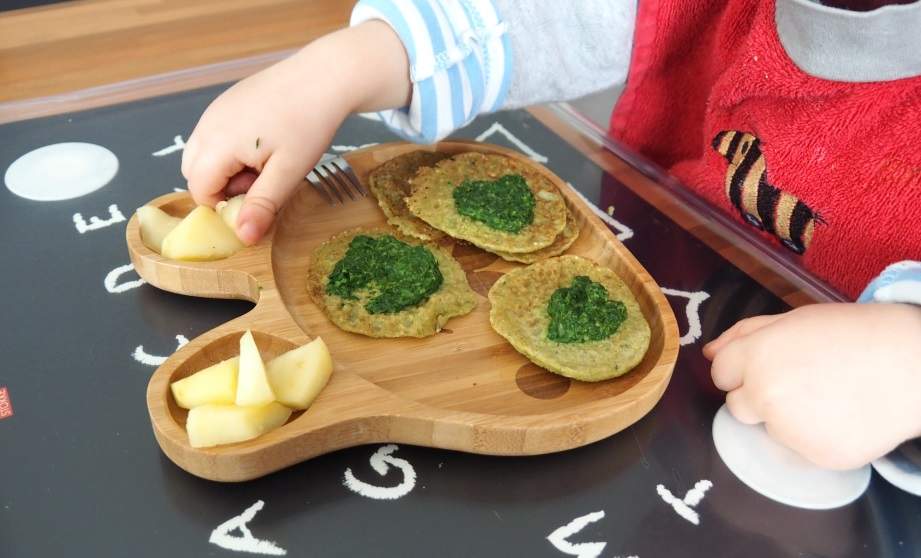 fingerfood baby led weaning