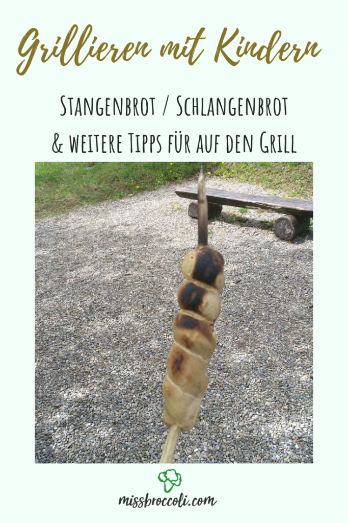 stangenbrot grill